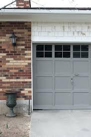adding window to garage door just by adding trim to your garage door i think adding adding window to garage door