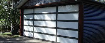 specialty garage door installation