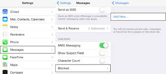 How to Block Someone on iMessage on iPhone iOS Tip