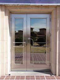 commercial steel entry doors. exterior doors with glass commercial steel double entry sidelights