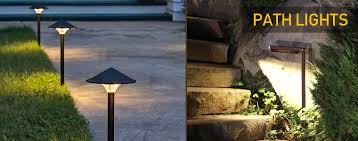 outdoor pathway lighting low voltage. led landscape path lights outdoor pathway lighting low voltage