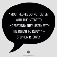 Amazing Quotes Beauteous Amazing Wisdom Quotes By Stephen R CoveyThey Listen With The