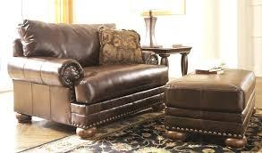 Ottoman Club Chair Ottoman Splendid Oversized Chairs For Living