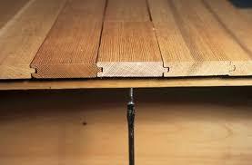 stop wood floor squeak