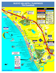 printable travel maps of puerto vallarta moon guides and map
