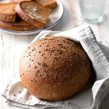 Rustic Rye Bread Recipe Taste Of Home