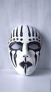 Joey Jordison mask new band drummer ...