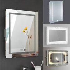 Frameless Rectangle Contemporary Bathroom Mirrors