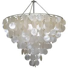 seashell chandelier sea glass pendant lights sea glass chandeliers