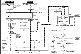 ranger the heater fan is not working blower works 08 Ranger Hvac Wiring Diagram from the battery and then ground the other terminal see if the blower motor is any good here is the electrical diagram for the blower motor graphic HVAC Heat Pump Wiring Diagram