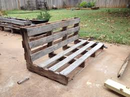 ... How To Make Pallet Furniture 5 Easy Steps To Turn A Pallet Into An  Outdoor Patio