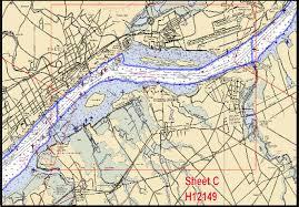H12149 Nos Hydrographic Survey Delaware River