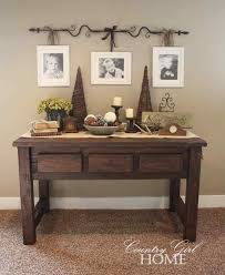 sofa table in living room. Sofa Table Decorating Ideas What To Put In Front Of Window Living Room Couch Work Narrow I