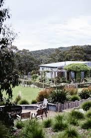 Blaylock Design Build New Build Country Home On The Mornington Peninsula Garden