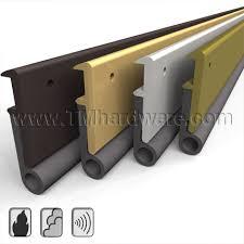 door gasket. high quality door gasket with neoprene seal bulb seal. sold by trademark hardware.