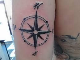 что означают наколки на груди роза ветров значение татуировки роза