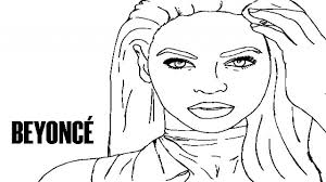 Small Picture Nicki Minaj Coloring Pages Best Of itgodme