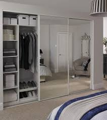 image mirrored closet. Mirrored Wardrobe With Sliding Door Closet Also Panel Mirror For Bedroom Image