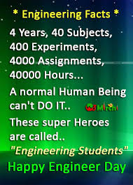 Engineering Quotes Amazing Inspirational Motivational Engineer Day Quotes For Whatsapp Facebook