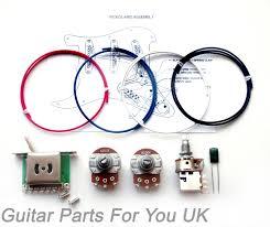 stratocaster wiring kit uk solidfonts emg 1 or 2 pickups wiring kit ls th n uk strat wiring kits uk diagram