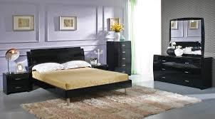 Modern Bed Sets Furniture Bedroom Excellent Modern Black Queen Inspiration Black Contemporary Bedroom Set