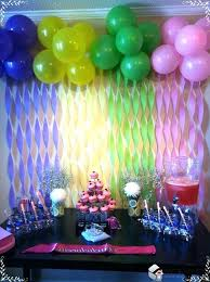 Design Party Decorations 100st Birthday Party Ideas Not At Home Lovely Cheap Centerpiece 2