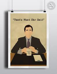 the office poster. Michael Scott (The Office) Quotes The Office Poster
