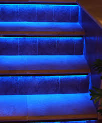 stairway led lighting. Blue Strips For Step Lighting White Led Stairway Led