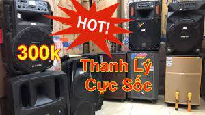 Thanh lý Loa Kéo cũ 9 mẫu giá chỉ từ 300k BASS 50 - YouTube