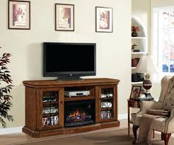 full image for fresno 72 a console electric fireplace tv stand antique caramel entertainment center inch