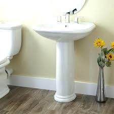 mini pedestal sink. Mini Pedestal Sink Wonderful Faucet Medium Size Of Bathroom .