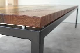 reclaimed oak furniture. Sheppard Mullin Reclaimed Oak Table By RSTco. Furniture