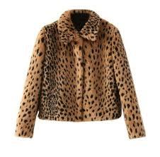 cheetah print coat cheetah print jacket cheetah faux fur faux fur jacket faux fur coat short coat short jacket lapel coat lapel jacket