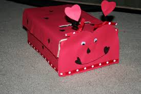 Valentine Shoe Box Decorating Ideas Mommy Lessons 100 Creative Valentine Box 100 Ladybug 73