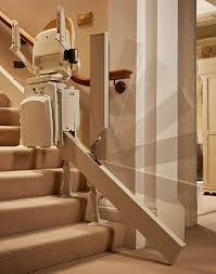 Curved stair chair lift Acorn 180 Acorn 180 Curved Automatic Power Hined Dolphin Lifts Kent Acorn 180 Curved Stair Lift