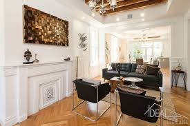 Townhouse Living Room 15m Bushwick Townhouse Charms With Its Blend Of Modern And