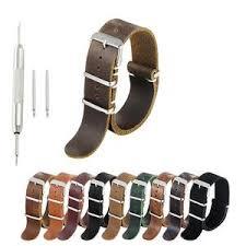 Выгодная цена на leather watchband — суперскидки на leather ...