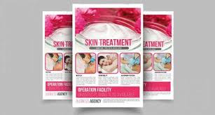 Flyers Formats 18 Spa Flyer Designs Word Psd Ai Eps Vector Formats