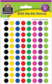 Teacher Created Resources Colorful Circles Mini ... - Amazon.com