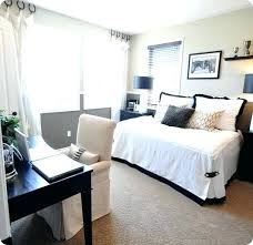 home office bedroom combination.  Home Guest Room Great For A Small Multi Use Space Home Bedrooms Bedroom  Office Combo Ideas   And Home Office Bedroom Combination O