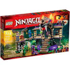 Lego Ninjago 70749 – Xâm nhập hang rắn|lego