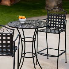 Styles Small Patio Table With Umbrella Hole