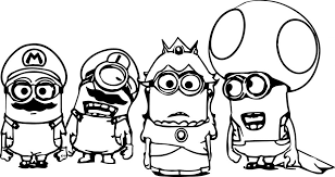 Small Picture Coloring Pages Kevin Bob Despicable Me Minions Coloring Page