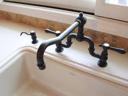Rubbed Bronze Kitchen Faucet Kitchen Enhance The Look And Functionality Of Your Kitchen Sink