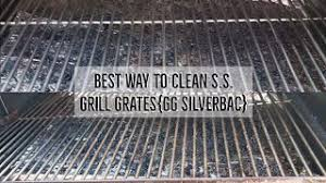 you season snless steel grill grates