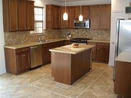 Tiled Kitchen Floors Gallery Ceramic Tile Flooring Ideas Kitchen All About Flooring Designs