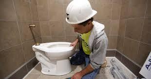 a deep dive into toilet repairs