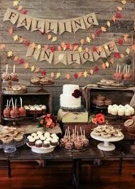 Sweeten Up Your Wedding Reception Dessert Tables And Other Food