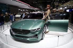 new car launches april 2015Kia plans first sports sedan next year as it seeks younger more