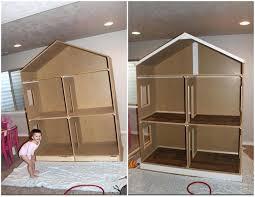 dollhouse for 18 inch dolls girl plans doll house tiny diy